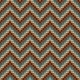 Seamless Zigzag Knitting Pattern - GraphicRiver Item for Sale