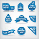 Pure Water Labels - GraphicRiver Item for Sale