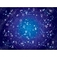 XII Constellations of Zodiac Ultraviolet Map - GraphicRiver Item for Sale