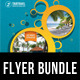 3 in 1 Tour Travel Flyer Bundle 04 - GraphicRiver Item for Sale