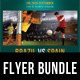 3 in 1 Sport Activity Flyer Bundle 06 - GraphicRiver Item for Sale