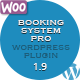 Booking System PRO (WordPress Plugin) - CodeCanyon Item for Sale