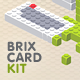 Brix Card Kit XML - ActiveDen Item for Sale