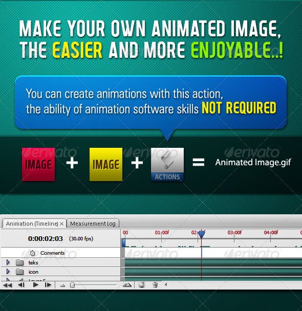GraphicRiver Animated Image Generator Action 781629