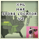 XML Map / Store / Dealer Locator - USA - ActiveDen Item for Sale