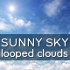 Sunny Sky and Clouds