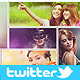 Twitter Photo Collage Header Bundle