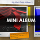 Mini Photo Album (Unlimited Photos) XML Driven with FullScreen Support - ActiveDen Item for Sale