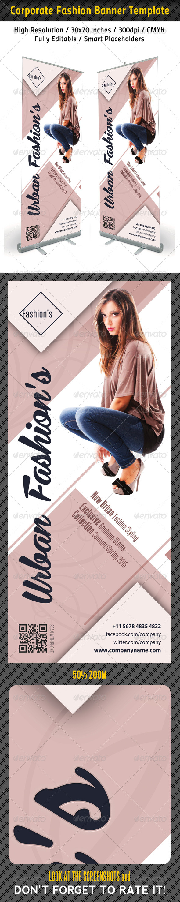 GraphicRiver Fashion Multipurpose Banner Template 49 7723118