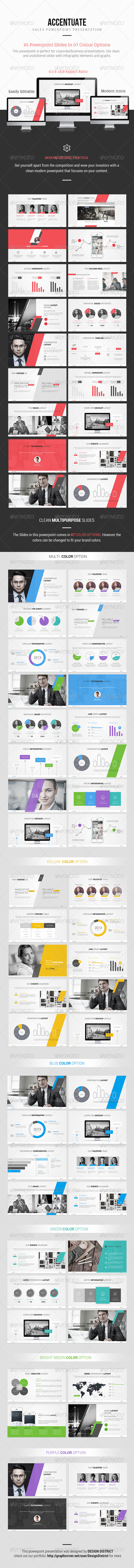GraphicRiver Sales Powerpoint Presentation 7663452