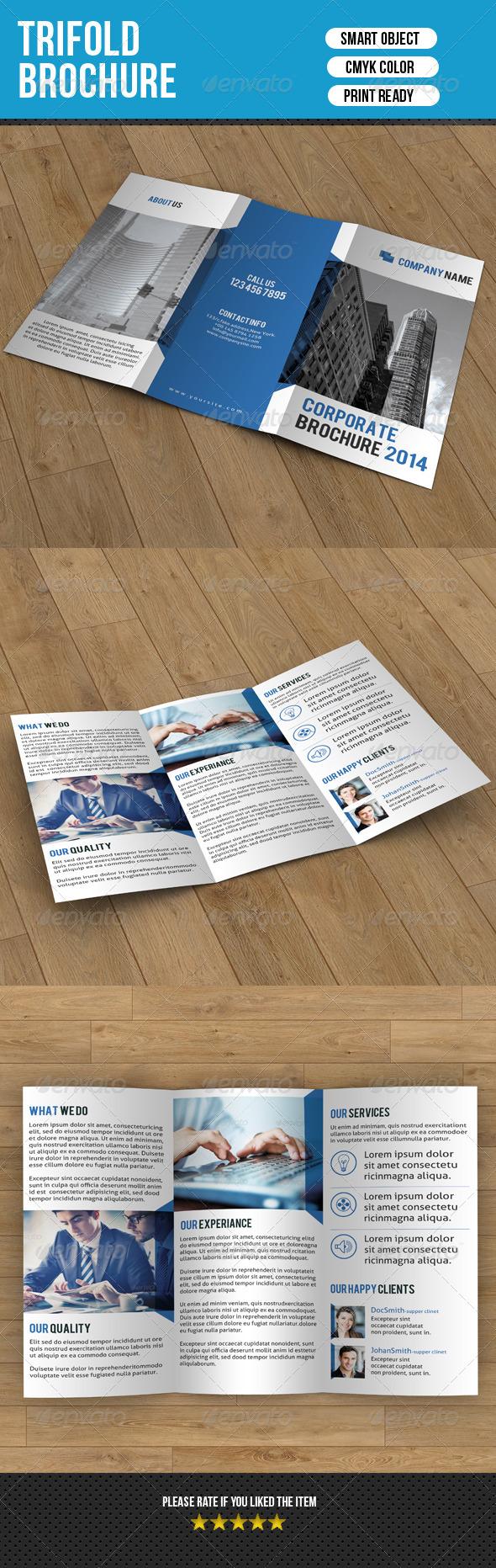 GraphicRiver Trifold Business Brochure-V04 7778793