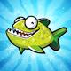 IOS ігри Супер Риба + Оголошення інтегровані - WorldWideScripts.net Пункт для продажу