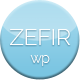 Zefir - Simple and Clean WordPress Blog Theme