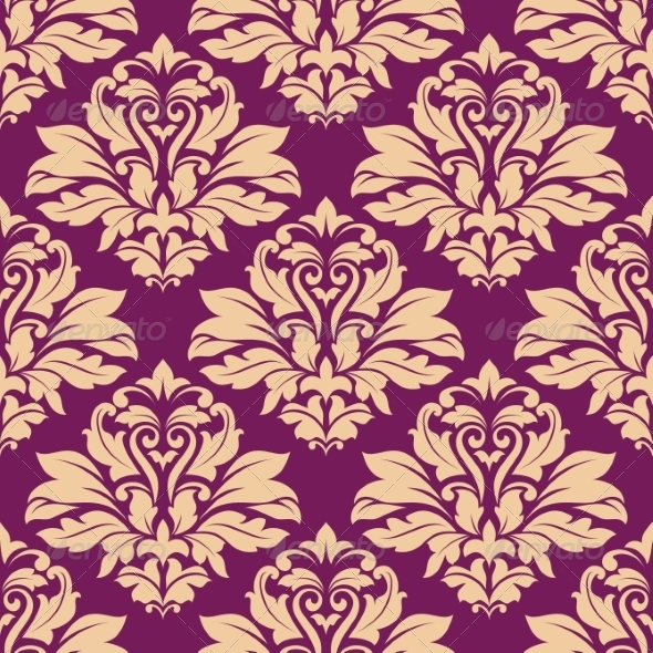 GraphicRiver Floral Pattern 7795108