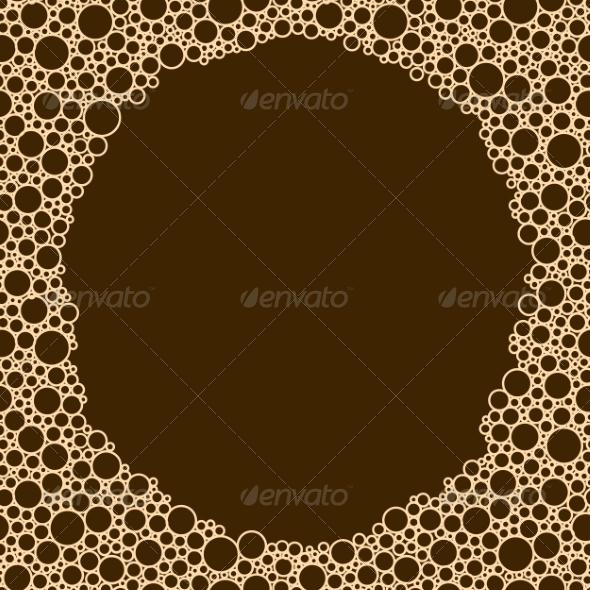 GraphicRiver Bubbles Frame 7798687