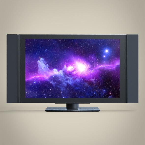 3DOcean TV 7802749