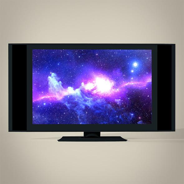 3DOcean TV 7803013