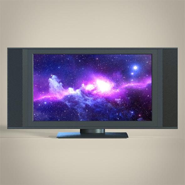 3DOcean TV 7803862