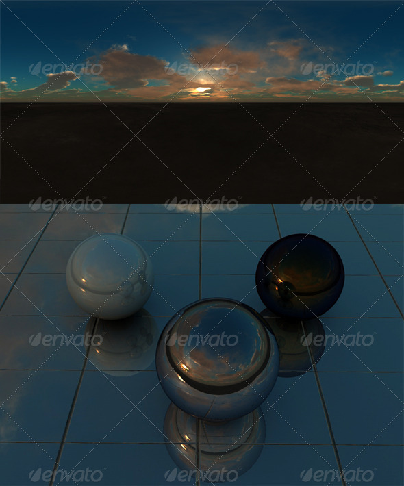 3DOcean Desert 120 7805742