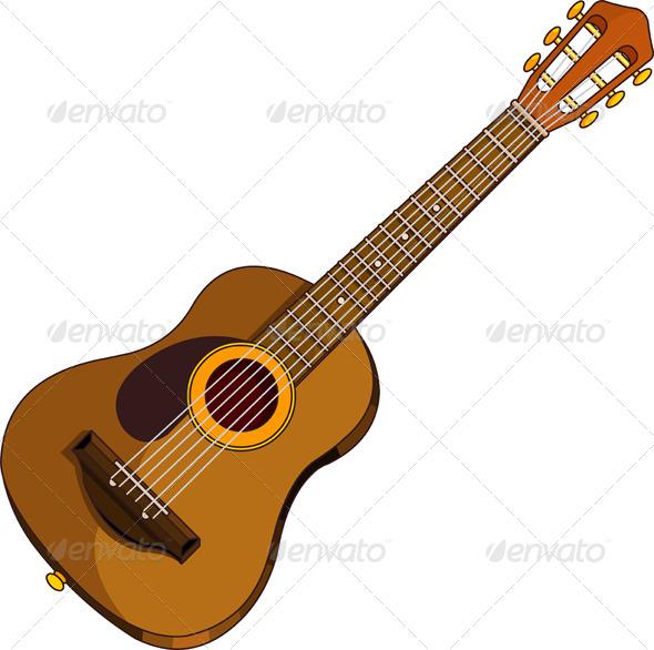 GraphicRiver Acoustic Guitar 7806541