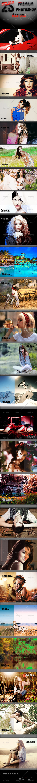 GraphicRiver 25 Premium Photoshop Actions 7807300