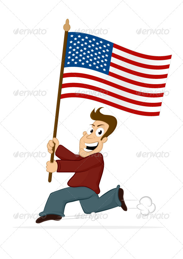 GraphicRiver Patriot 7811449