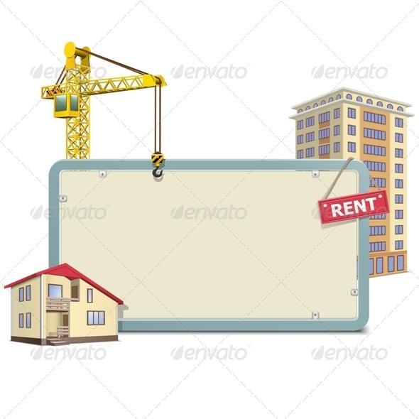 GraphicRiver Homebuilding Board 7814193