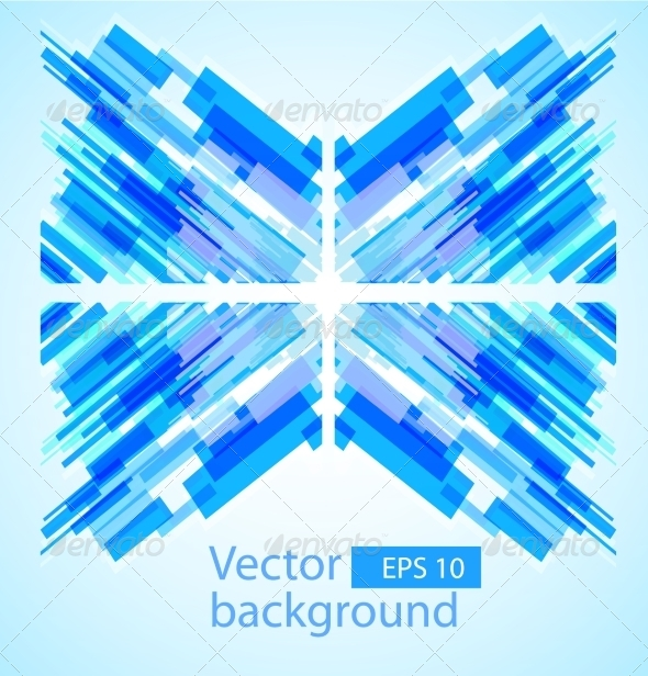 GraphicRiver Abstract Geometric Background 7815189