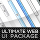 The Ultimate Web UI Kit - GraphicRiver Item for Sale