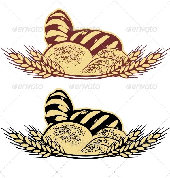 GraphicRiver Wheat & Bread 7815401