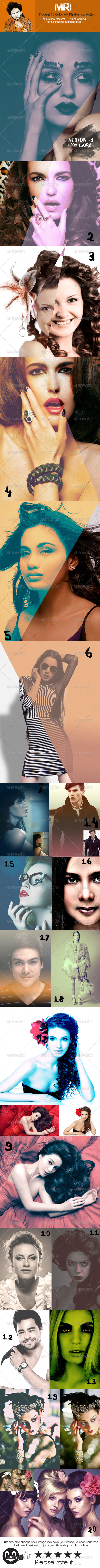 GraphicRiver Fashion Actions 7816803