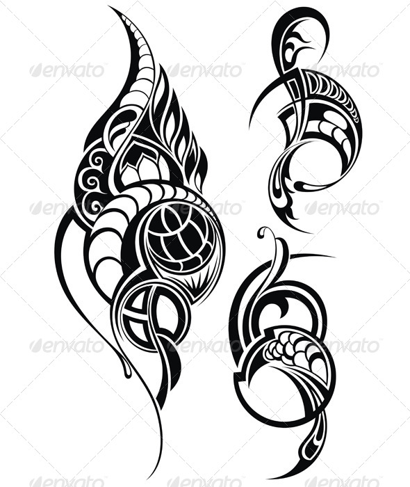 GraphicRiver Tattoo 7817265