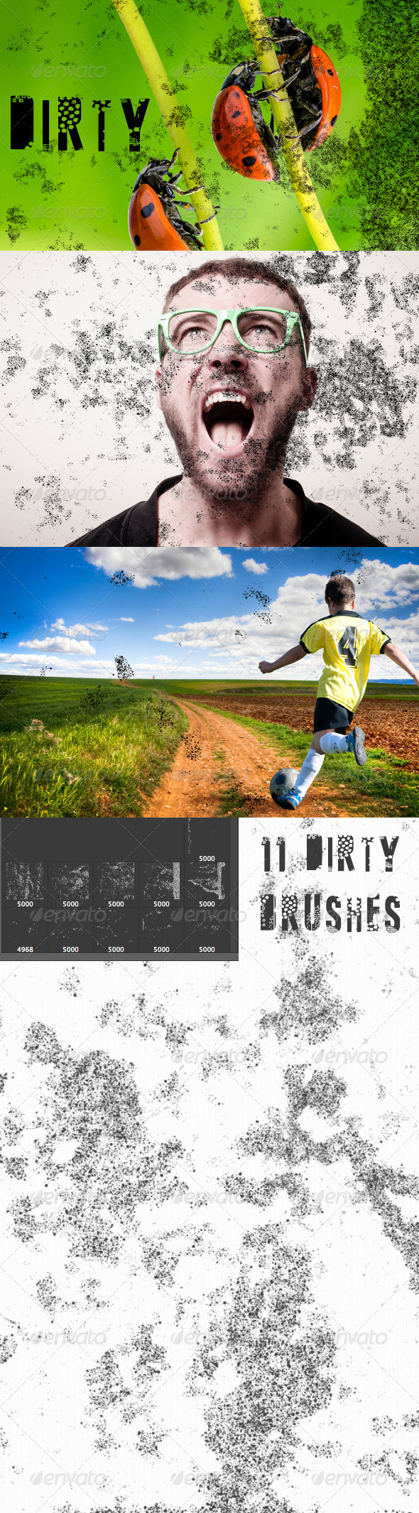 GraphicRiver Dirty 7821043