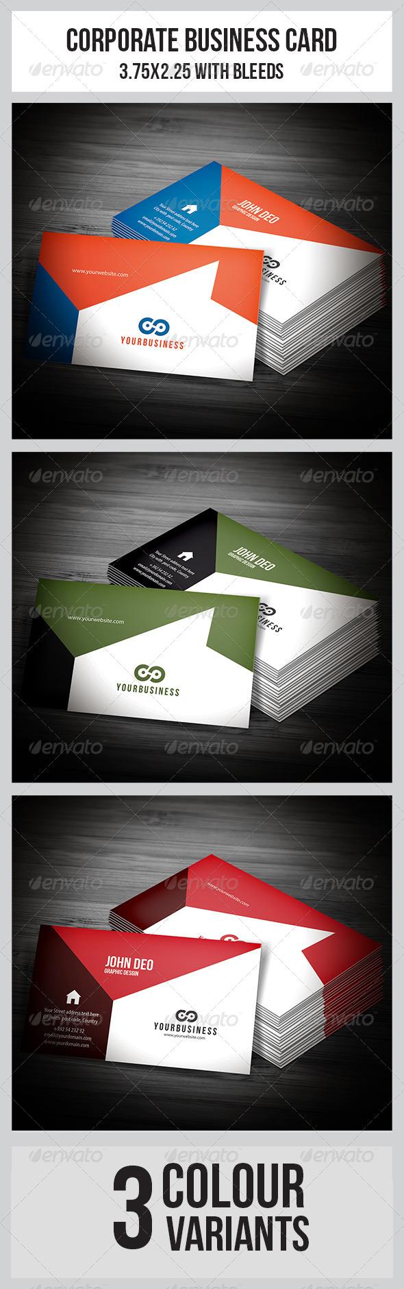 GraphicRiver Multipurpose Business Card 7822756