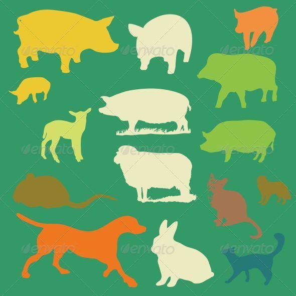 GraphicRiver Animal Vector 7823319