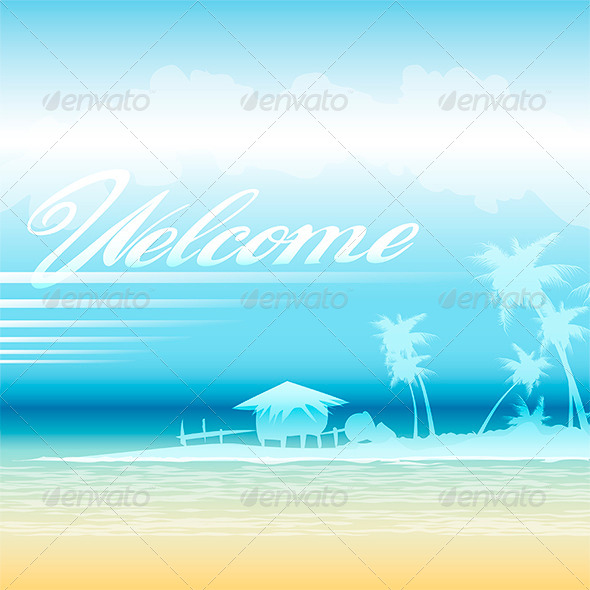 GraphicRiver Welcome 7824478
