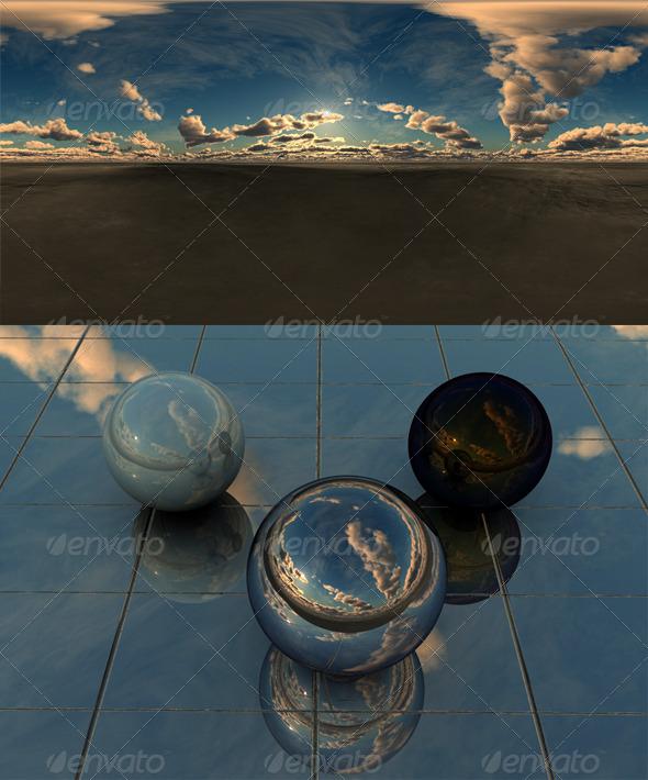 3DOcean Desert 127 7829707