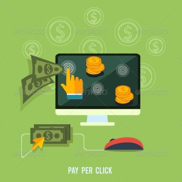 GraphicRiver Pay Per Click 7835543
