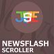 ஜூம்லா உள்ளடக்க மற்றும் K2 க்கு ஜேஎஸ்இ ஸ்க்ரோலிங் நியூஸ்ஃப்ளாஷ் - விற்பனை WorldWideScripts.net பொருள்