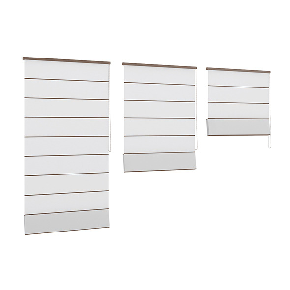 3DOcean Flat White Blinds 7839096