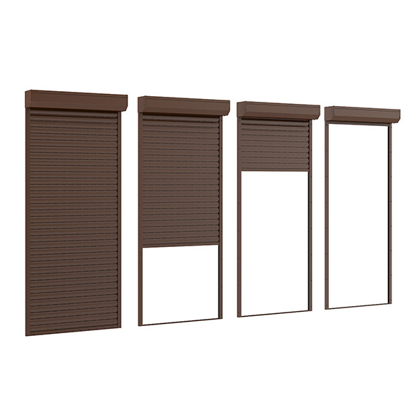3DOcean Narrow Roller Shutters 7839439