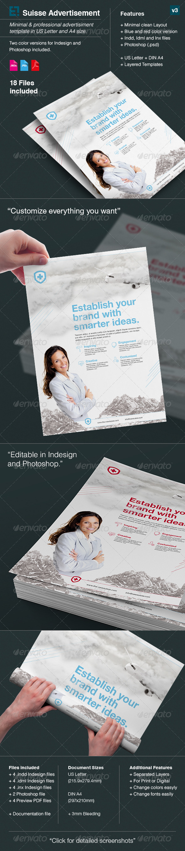 GraphicRiver Suisse Corporate Advert US Letter A4 v3 7837740