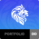 Lion - Ultimate Portfolio Theme