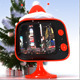 Christmas retro TV - VideoHive Item for Sale