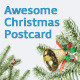 Animated Xmas Postcard - ActiveDen Item for Sale