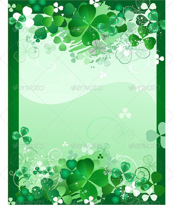 What Is The Company Logo For A Green Clover » Dondrup.com