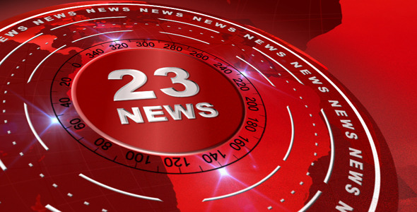 After Effects Project - VideoHive Broadcast Design News Open 811998
