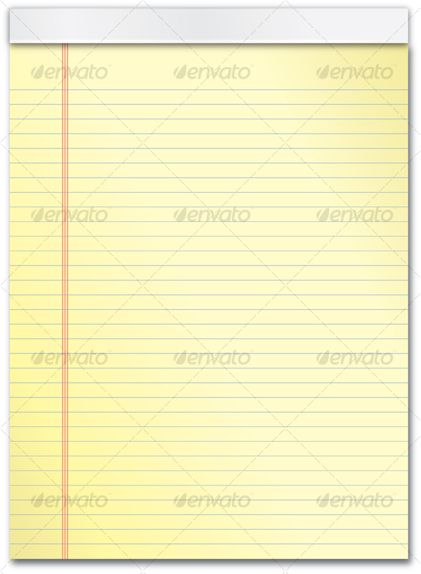 GraphicRiver Note Pad 34096