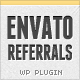 Automatic Envato Referral URL Wordpress Plugin - CodeCanyon Item for Sale