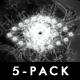 Fractal Art Collection - Titanium Tube - HD Loop - 53